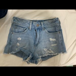 Pacsun highrise shorts